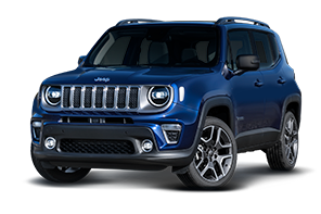 DER JEEP<sub>®</sub> RENEGADE